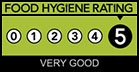Food Hydine Rating - Very Good